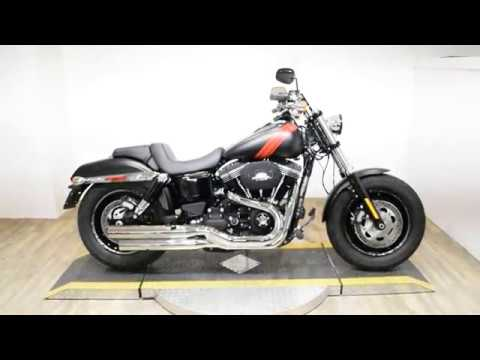 2017 Harley-Davidson Fat Bob in Wauconda, Illinois - Video 1