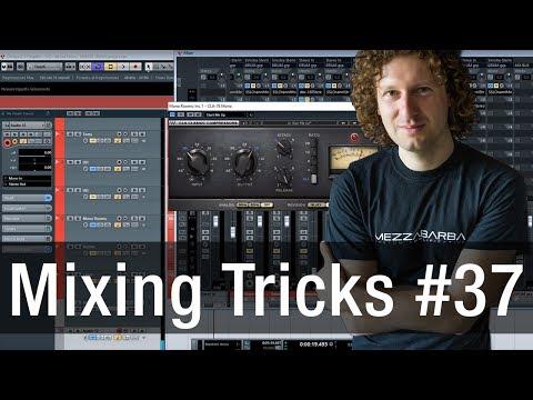 Mono Drum Room | Mixing Tricks #37