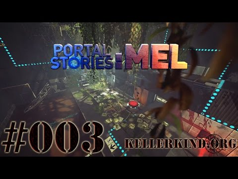 Portal Stories: Mel #3 – Der Würfel muss mit! ★ Let's Play Portal Stories: Mel [HD|60FPS]