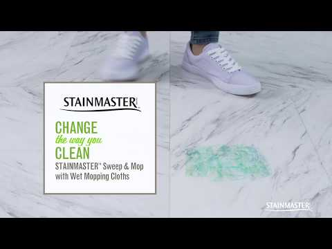 Clean and Protect Your Floors with STAINMASTER