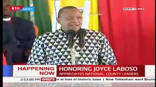 UHURU: Politicians are usually not good leaders, but Joyce Laboso was