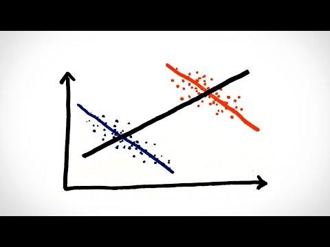 Simpsonův paradox - MinutePhysics