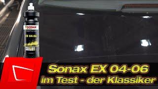 SONAX PROFILINE Ex 04-06 Schleifpolitur im Test - ein Klassiker und ideal für Einsteiger und Profis