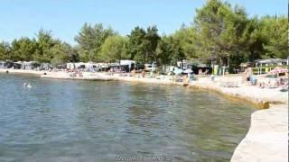 preview picture of video 'Camp site Orsera - Vrsar - Istria - Croatia'