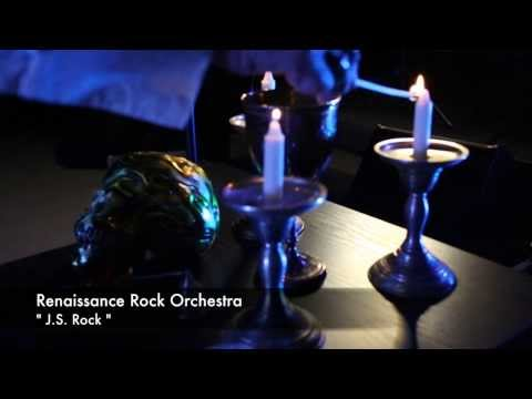 "Official Video -  ""J.S. Rock"" by The Renaissance Rock Orchestra"