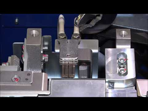 Ampag Boxer II: Cleaning the welding tongue