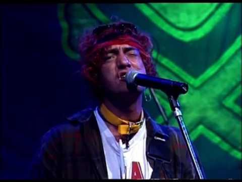 Intoxicados video Reggae de los amigos - CM Vivo 2003