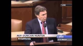 Republicans RIP John Kerry's War Record in Vietnam. House Of Representatives April 22, 2004