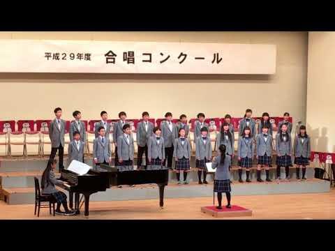 鈴鹿中学校 合唱コンクール at 亀山市民会館 平成29年12月16日1