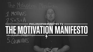 PNTV: The Motivation Manifesto by Brendon Burchard