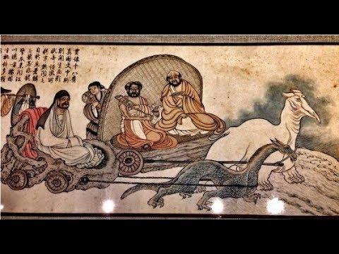 Динозавры, Мамонты и Единороги  до 17 века. Часть 2