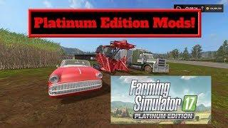 farming simulator 17 platinum edition ps4 mods - 免费在线