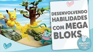4 Habilidades desenvolvidas através de brincadeiras com blocos de montar