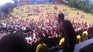 The Acacia Strain - Carbomb (Warped Camden)