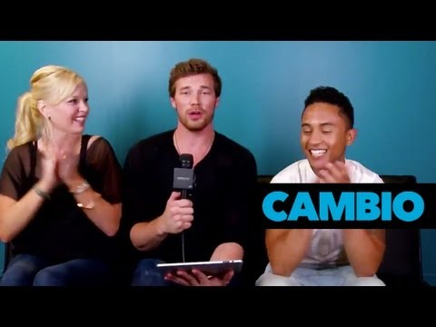 'Baby Daddy' Cast Interview | Cambio