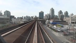 SkyTrain Expo Line In 5 Minutes (Time Lapse)