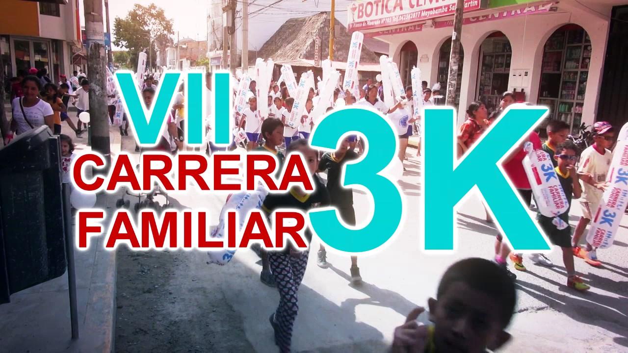 SPOT VII CARRERA FAMILIAR 3K