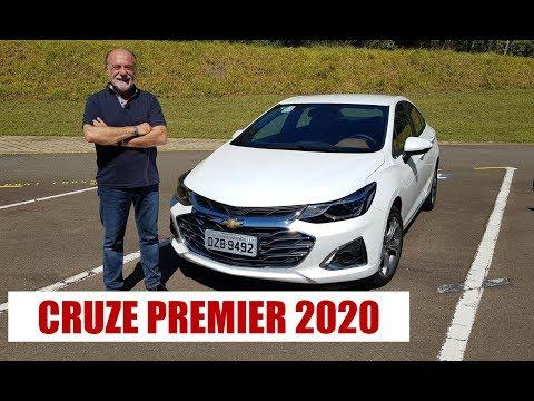 Chevrolet Cruze Premier 2020 com Wi-Fi a bordo - com Emilio Camanzi