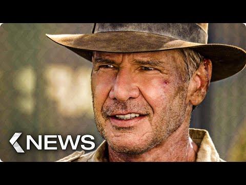 Indiana Jones 5, Django/Zorro, Wonder Woman 2... KinoCheck News