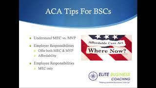 ACA Loophole BSCs Must Use