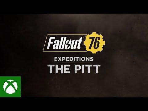 The Pitt Teaser de Fallout 76
