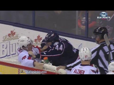 Justin Falk vs. Michael Latta