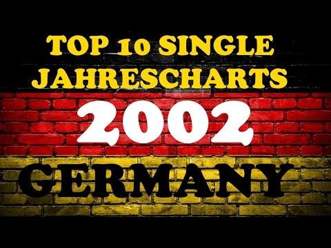 TOP 10 Single Jahrescharts Deutschland 2002 | Year-End Single Charts Germany | ChartExpress