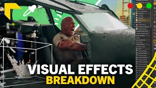 How Do Visual Effects Actually Get Filmed? | Technique Breakdown With Jaron Presant, ASC
