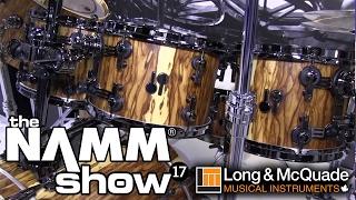 L&M @ NAMM 2017: Sonor Drums