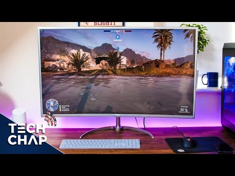 4K Gaming Monitor BUYING GUIDE 2017 -  4K HDR 144HZ G-SYNC | The Tech Chap