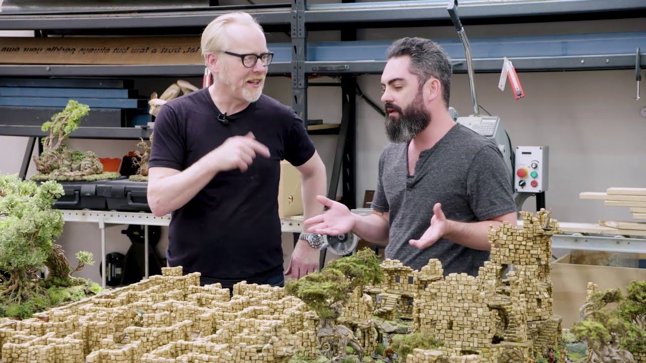 sculptures miniature world by adam