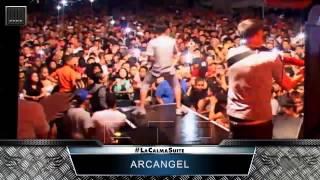 Toco Toco (En Vivo) - Arcangel | La Calma PR 2015
