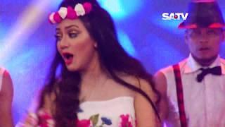 SUPRIYA Dancing On SATV Dance Program Dance Time