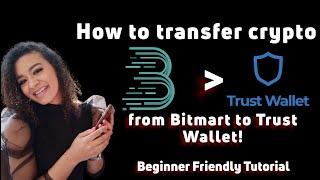 Wie schicke ich Bitcoin von Haltung nach Bitmart?