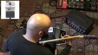 METAL GUITAR PEDALBOARD ESSENTIALS FLYRIG