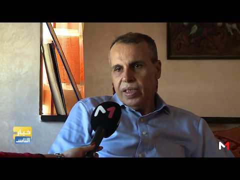 العرب اليوم - شاهد: قصة صحافي حارب جبن السرطان بشجاعة القلم
