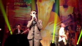 """A Drinking Song"" The Divine Comedy @ La Gaîté Lyrique"