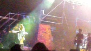 Gypsy Heart Tour à Buenos Aires - The Climb Performance - 06/05/11
