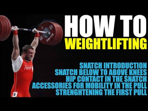 Dmitry Klokov - Weightlifting for Beginners 1/3
