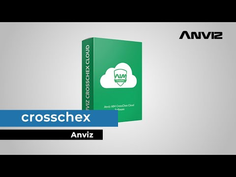 Software de administración Crosschex Anviz