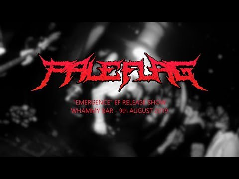 Pale Flag - Emergence EP Release Show (Official Live Video) [Full Set HD]