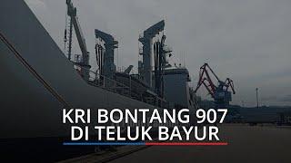 Vaksinasi di KRI Bontang 907 di Teluk Bayur Padang, Danlantamal II Padang Ada 3 Jenis Vaksin
