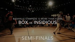 Boxx vs NSidDS | Popping Semi