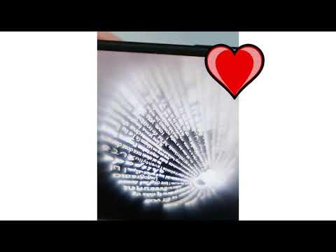 """""""Ich liebe dich"""" in 100 Sprachen Projektionshalskette"""