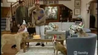 Full House`s Dog Comet