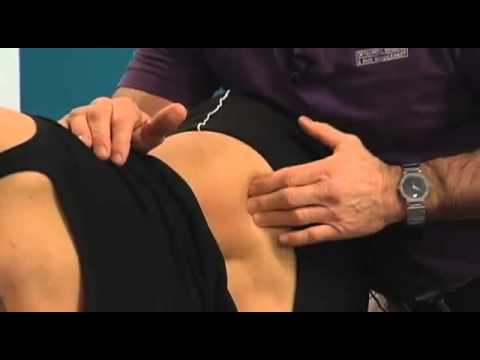 Video James Waslaski Treatment of QL Lumbar Strain