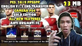 Download pes 2019 ppsspp new camera ps4 | [200MB] Download Game PES