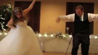 Best Father Daughter Wedding Dance Ever!!! A MUST SEE!!!