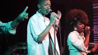 Tha Group Performing Im Your Baby Tonight By Whitney Houston @ #SecretSocietySunday