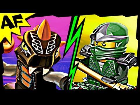 Vidéo LEGO Ninjago 9556 : Bytar